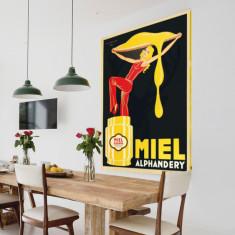 Vintage Miel | Canvas print