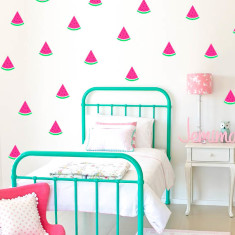 Watermelon wall decal