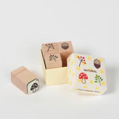 Petit Stamp Set - Mushroom