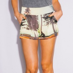 Silk shorts in Manly