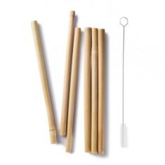 Bambu - Bamboo Straws (Set of 6)