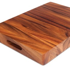 The master chop cutting board