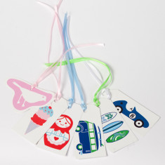 Party Gift Tag Pack