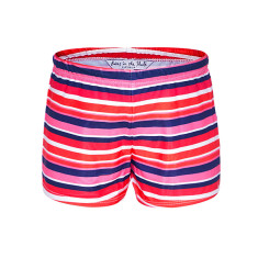 Candy Stripe swimmer trunks