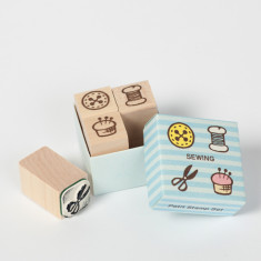 Petit Stamp Set - Sewing