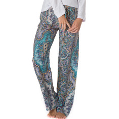 Silk Pants - Riveria