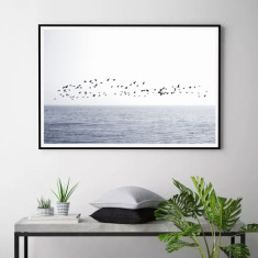 Tranquil Waters Ocean Photography Print