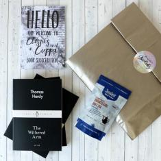 Classics & Cuppa - Three Month Book Subscription