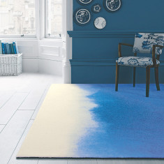 Brink & Campman bluebellgrey rug in Prussian