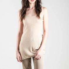 Cashmere asymmetric top
