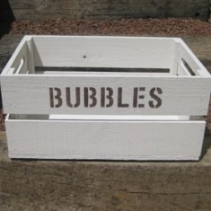 Personalised bushel box