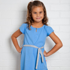 Girls' magnolia dress and 3/4 leggings