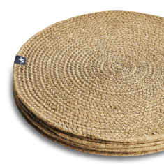 Jute Placemats (set of 6)