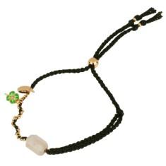 Lucky Bracelet - Clover Charm