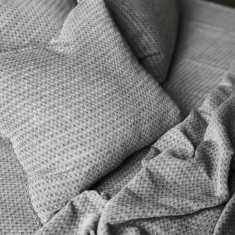 Herringbone bed sheet set