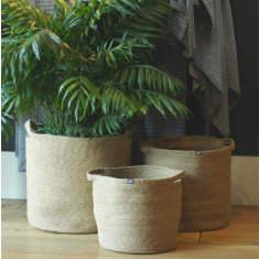 Stow Natural Basket (Various sizes)