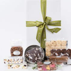 Nuts about you gift box