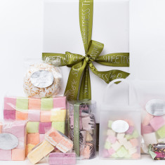 Celebration of mallows gift box