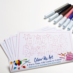 Party time and pens