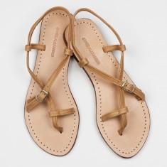 Piana nude sandals