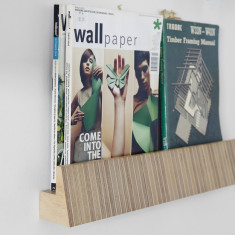 Plywood book rest