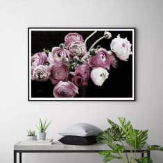 Still Life Flowers Photographic Print