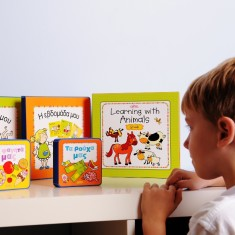 Greek books for kids 3 book bundle