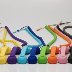 Moshi moshi pop phone retro handset