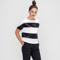 Daisie Stripe Top
