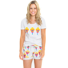 Bubble-o-Bill Pyjama Shorts + Tee Set