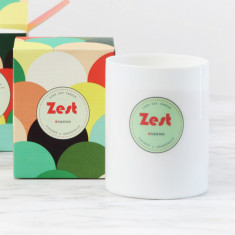 Zest Luxe Candle in Coconut & Grapefruit