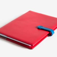 Red Billie A5 journal