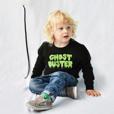 Ghost Buster Halloween Children's Sweatshirt Jumper