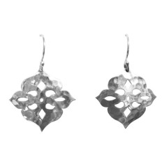 Thai Princess Sterling Silver Earrings