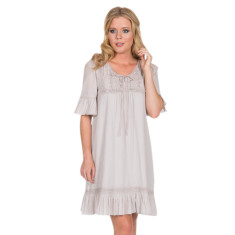 Clarine dress in lavender