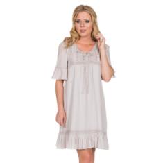Clarine dress in lavender