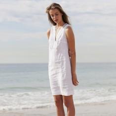 Arki linen dress