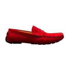 Loafers flap cherry men's shoe
