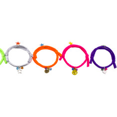 Star beach bracelet (various colours)