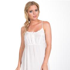Leona slip in off-white