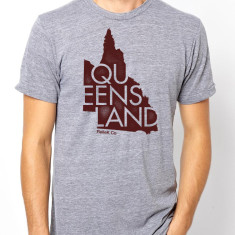 Queensland pride unisex t-shirt