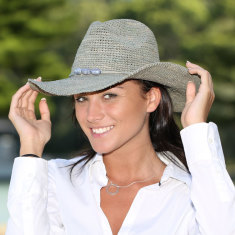 Hollywood ladies cowboy hat (two colours)