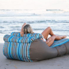 Byron daybed outdoor beanbag cover