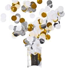 Metallic Jumbo Confetti (pack of 2)