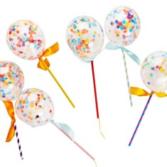 Confetti Balloon Pops (2 kits)