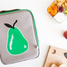 Personalised Pear Lunch Bag