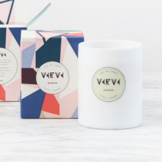Verve Luxe Candle in Cocoa & Caramel