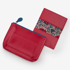 Billie purse & card holder set
