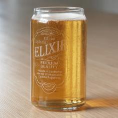 Euphoria Elixir Pint Beer Glass