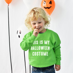 Halloween Costume Halloween Children's Sweat